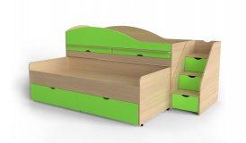 ЧК 02 - двохрівневе ліжко