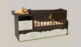 ДМ 043 - ліжко трансформер