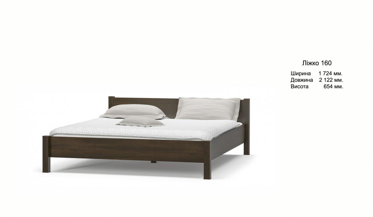 Фантазія - Ліжко 160